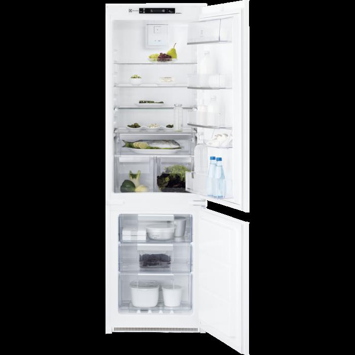 Electrolux - Integrated fridge freezer - ENN2853COW