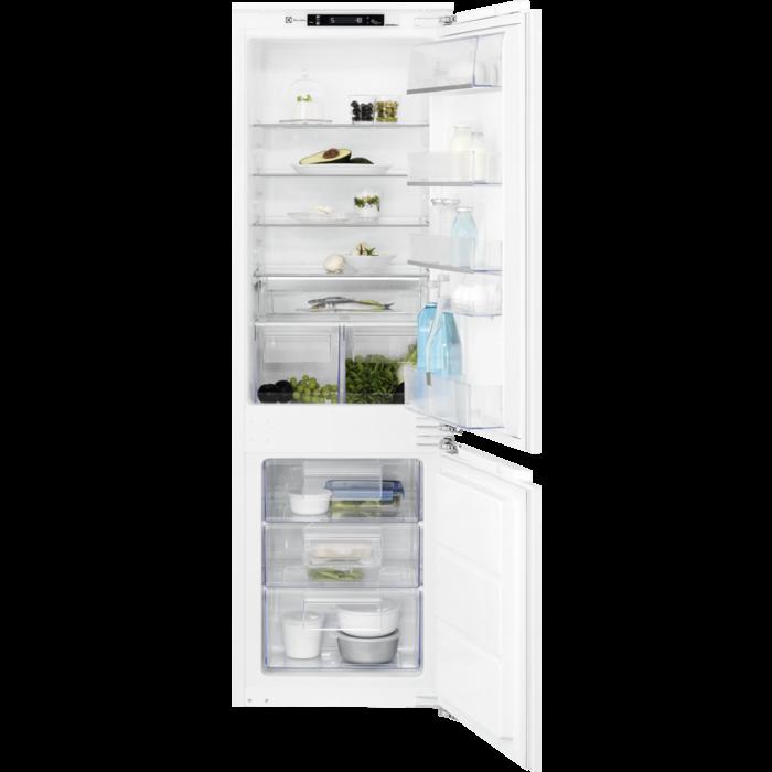 Electrolux - Zabudovateľná chladnička s mrazničkou - ENG2804AOW