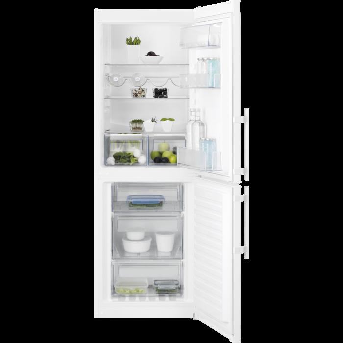 Electrolux - Køle-/fryseskab - Fritstående - EN3241JOW