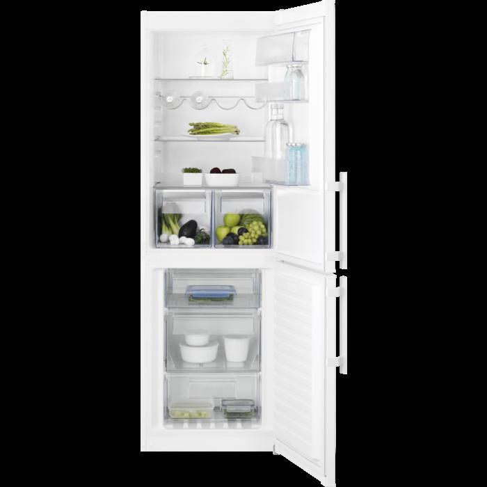 Electrolux - Køle-/fryseskab - Fritstående - EN3441JOW