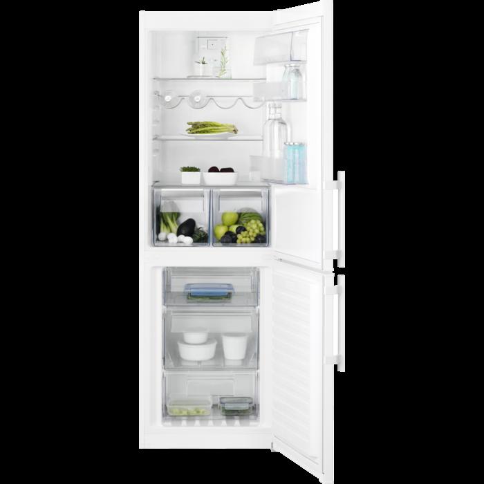 Electrolux - Szabadonálló kombinált hűtő-fagyasztó - szabadonálló - EN3452JOW