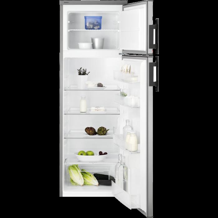 Electrolux - Voľne stojaca chladnička s mrazničkou - EJ2802AOX2