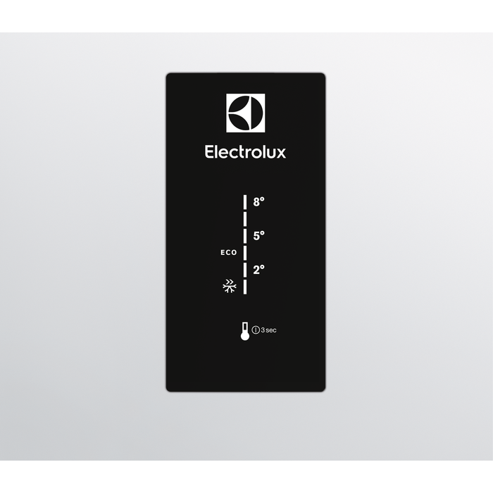 Electrolux - Volně stojící kombinovaná chladnička - EN3854POX