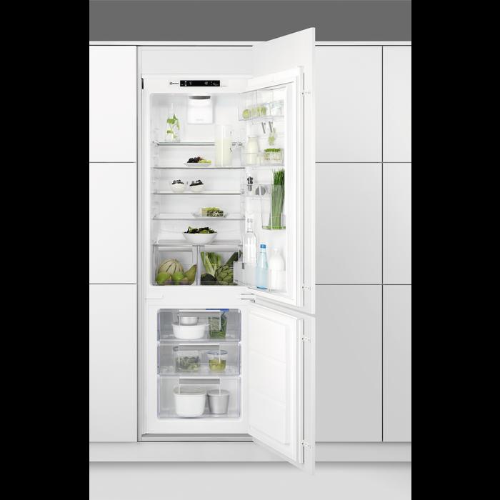 Electrolux - Réfrigérateur 2 portes encastrable - ENN2874CFW