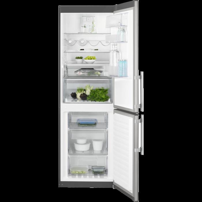 Electrolux - Volně stojící kombinovaná chladnička - EN3454NOX