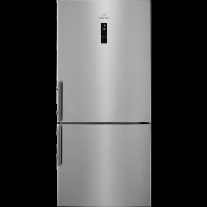 Electrolux - Wolnostojąca chłodziarko-zamrażarka - Wolnostojąca - EN5284KOX