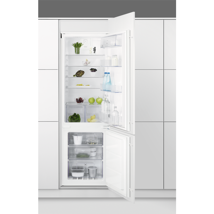 Electrolux - Montuojamas šaldytuvas su šaldikliu - Montuojama - ENN2812AOW