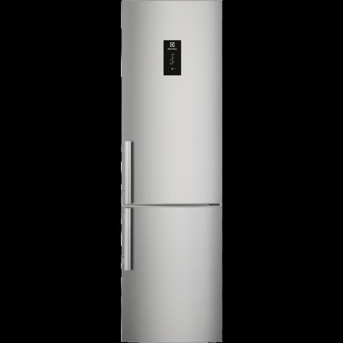 Electrolux - Voľne stojaca chladnička s mrazničkou - EN3390MOX