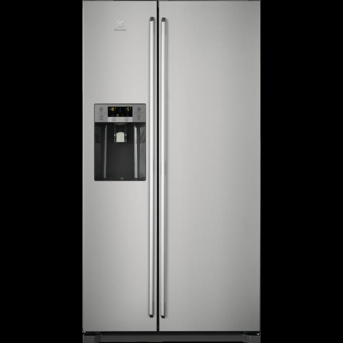 Electrolux - Kyl frys Side by Side - Side-by-side - EAL6140WOU