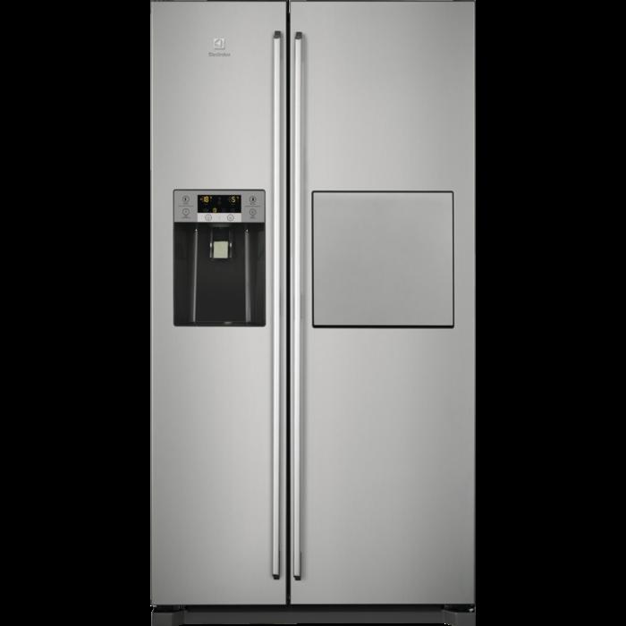 Electrolux - Americká chladnička - EAL6142BOX
