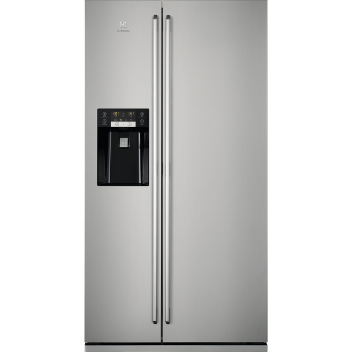 Electrolux - Side by side fridge-freezer - EALP6147WX