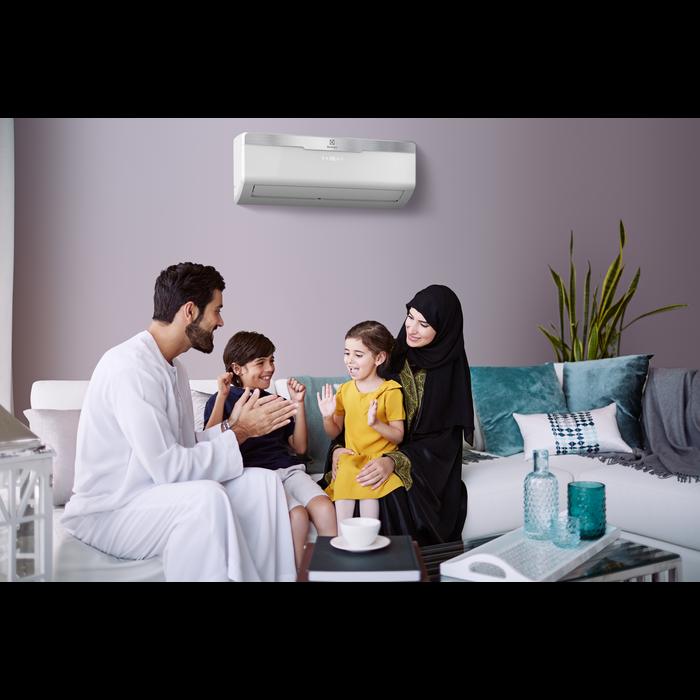 Electrolux - Dělená klimatizace - EXI18HJIWI