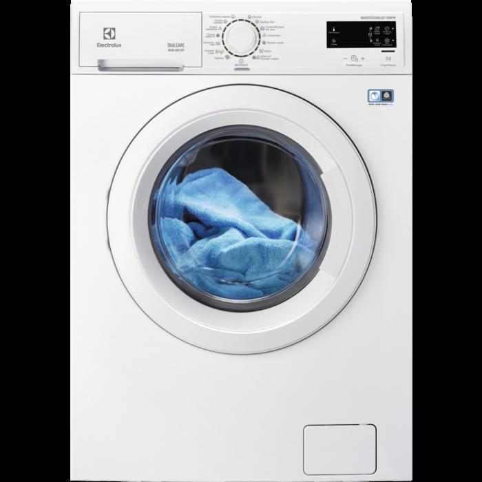 Electrolux - Отдельностоящая стиральная машина с сушкой - EWW51685WD