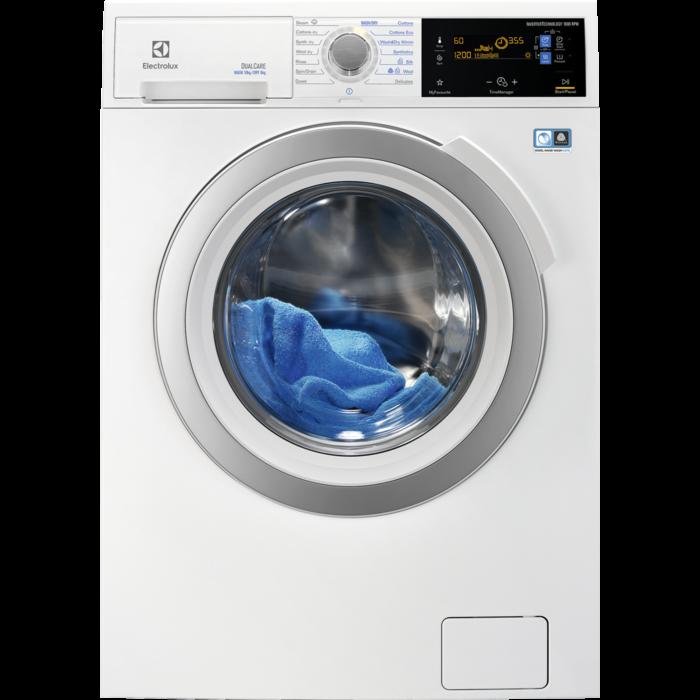 Electrolux - Volně stojící pračka se sušičkou - EWW1607SWD