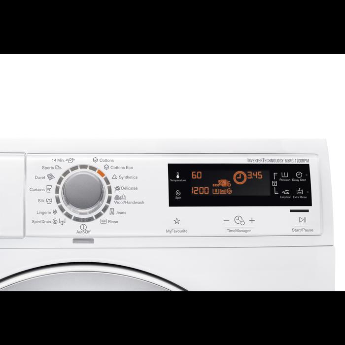 Electrolux - Pračka s předním plněním - EWS1477FDW