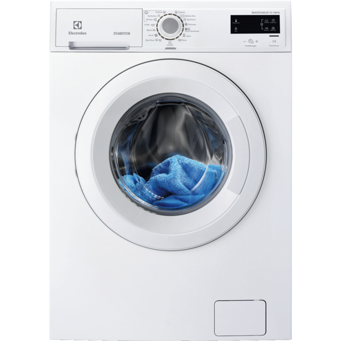 Electrolux - Pračka s předním plněním - EWF1276GDW