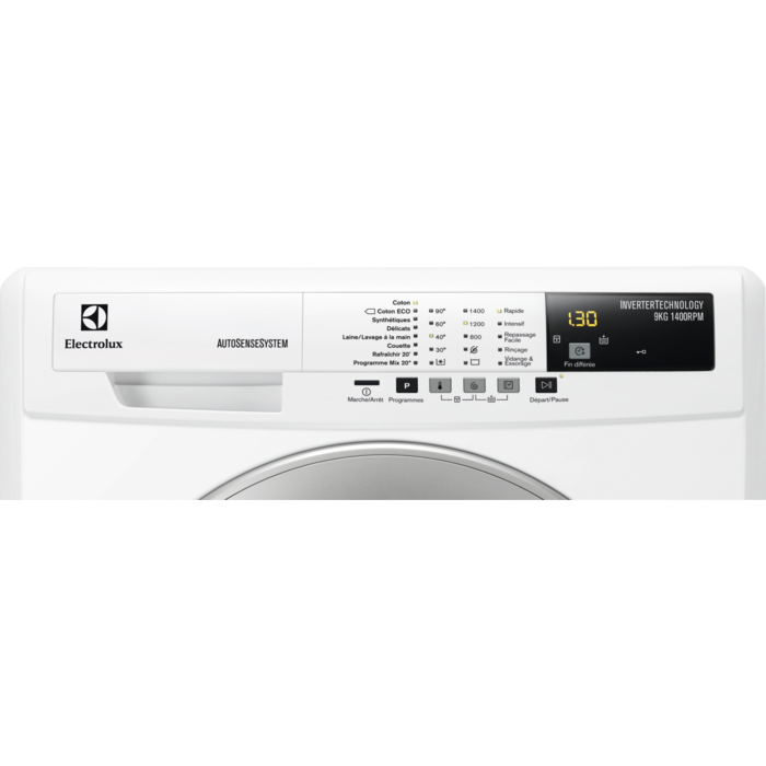 Electrolux - Lave-linge chargement frontal - EWF1494RA