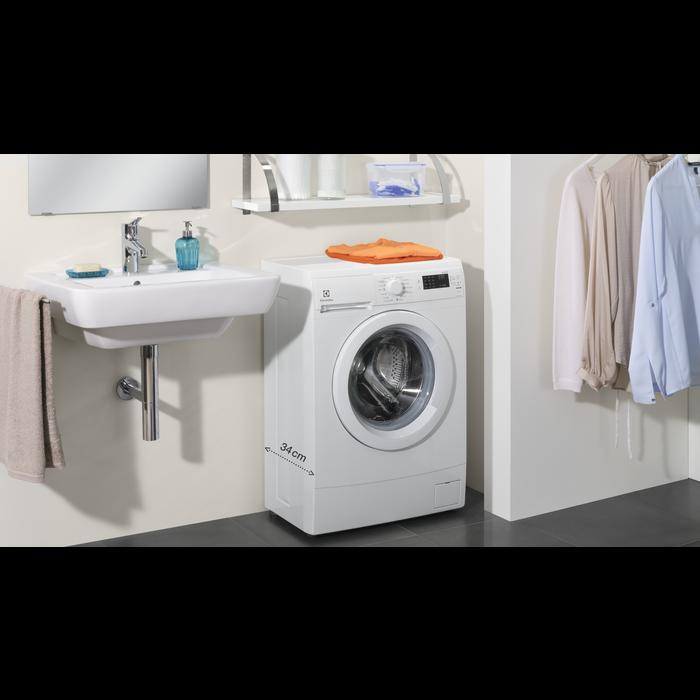 Electrolux - Edestä täytettävä pyykinpesukone - EWS1042EDU