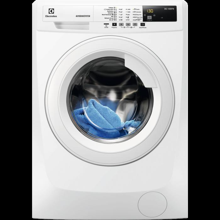 Electrolux - Pračka s předním plněním - EWF1484BW