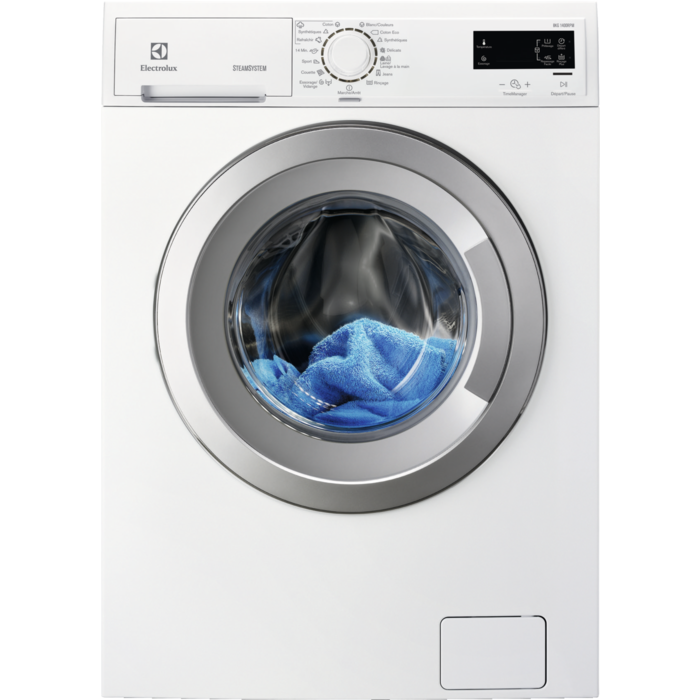 Electrolux - Lave-linge chargement frontal - EWF1486EHW
