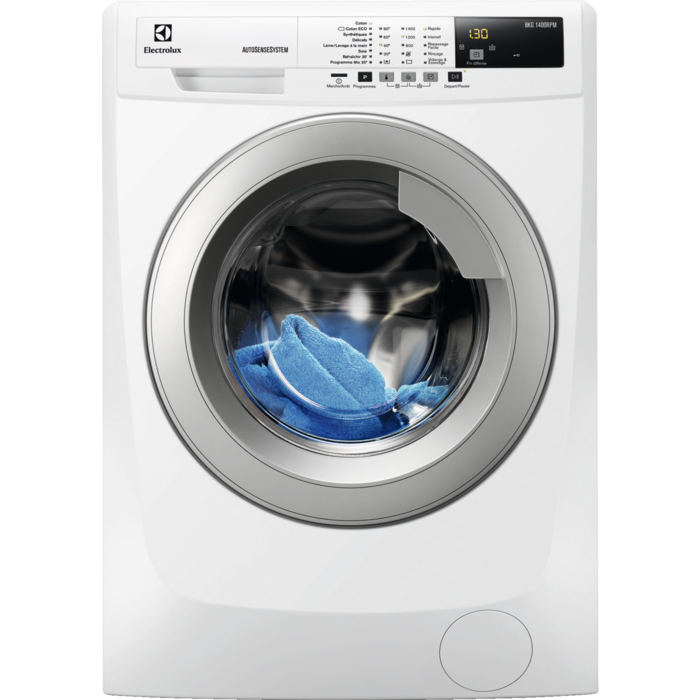 Electrolux - Lave-linge chargement frontal - EWF1484BA