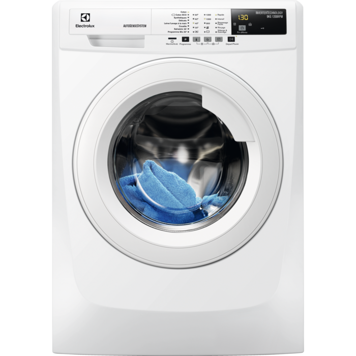 Electrolux - Lave-linge chargement frontal - EWF1290ED