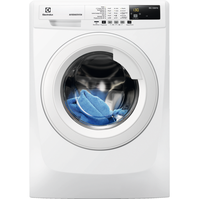 Electrolux - Lave-linge chargement frontal - EWF1280ED