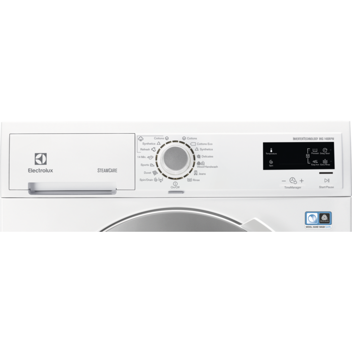 Electrolux - Front loader washing machine - EWF1486GDW2