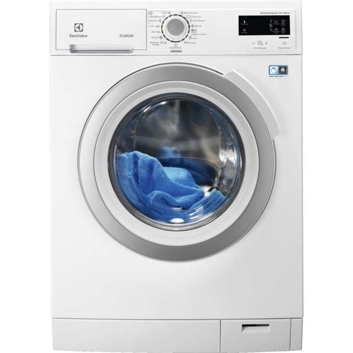 Electrolux - Lave-linge chargement frontal - EWF1486GZ1