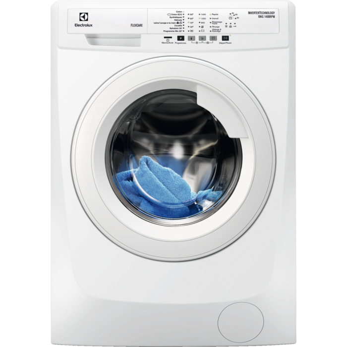 Electrolux - Lave-linge chargement frontal - EWF1490WS