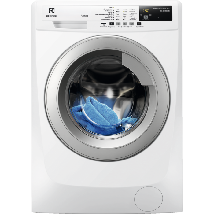 Electrolux - Lave-linge chargement frontal - EWF1494RC