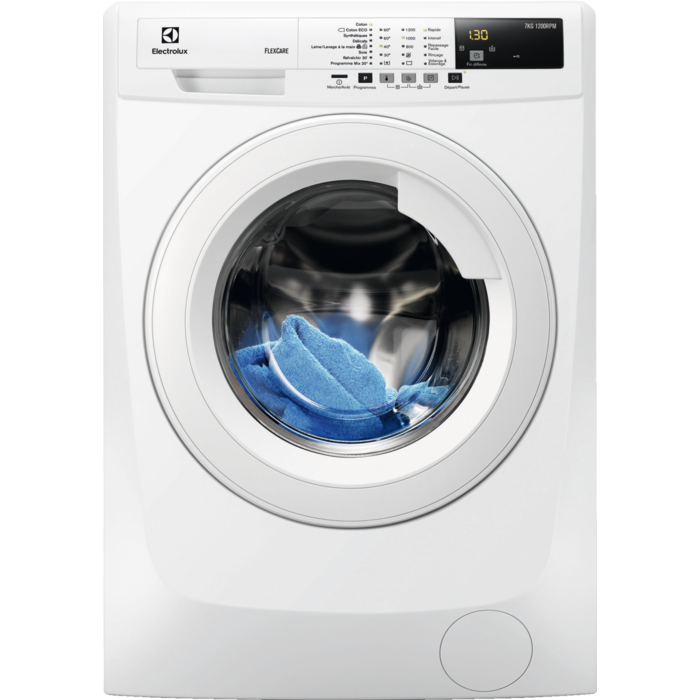 Electrolux - Lave-linge chargement frontal - EWF1274BA