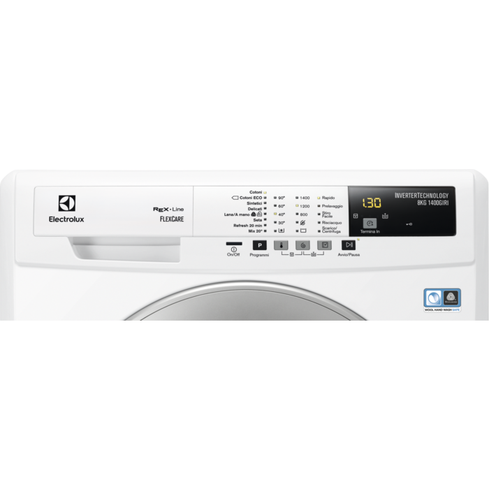 Electrolux - Lavatrici a carica frontale - Free-standing - RWF1486BR