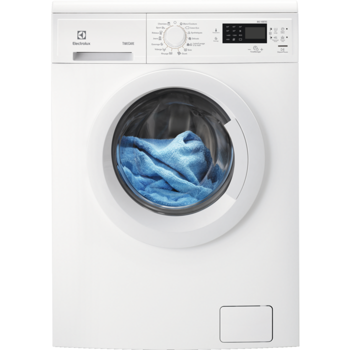 Electrolux - Lave-linge chargement frontal - EWF1485EOW