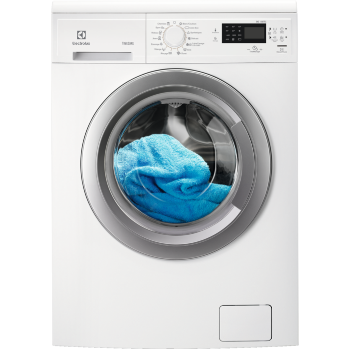 Electrolux - Lave-linge chargement frontal - EWF1484SSW