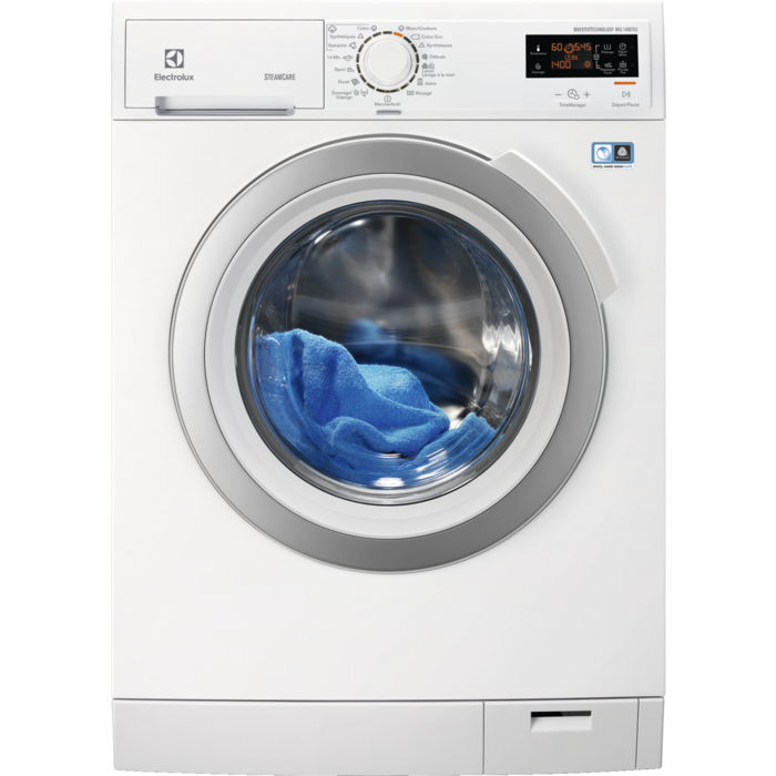 Electrolux - Lave-linge chargement frontal - EWF1496GZ1