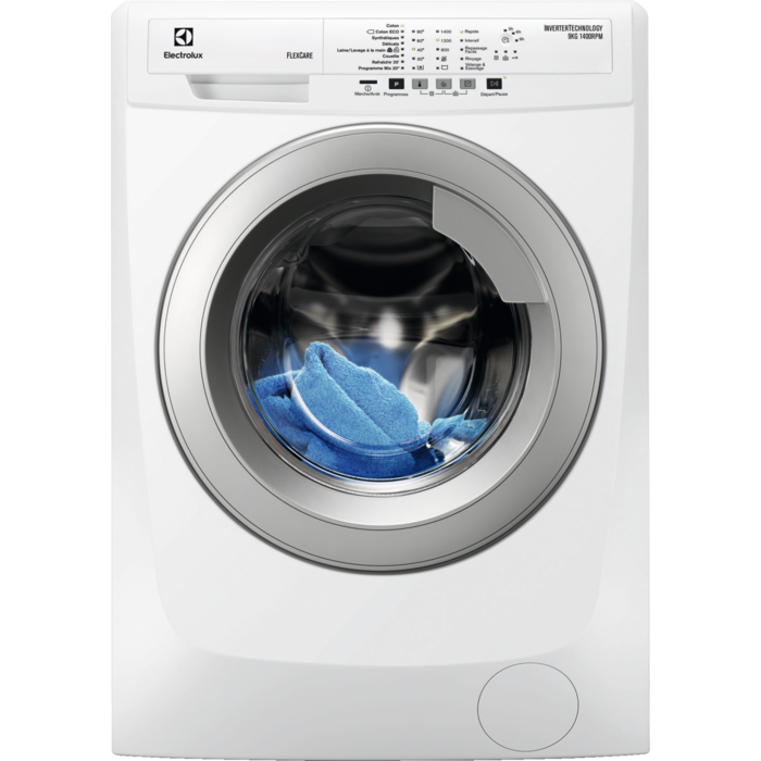 Electrolux - Lave-linge chargement frontal - EWF1492WS