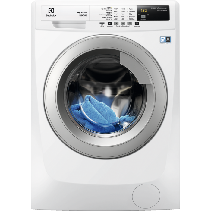 Electrolux - Lavatrici a carica frontale - Free-standing - RWF1406BR