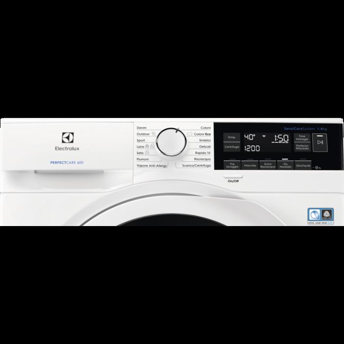 Electrolux - Lavatrici a carica frontale - libera installazione - EW6F382W