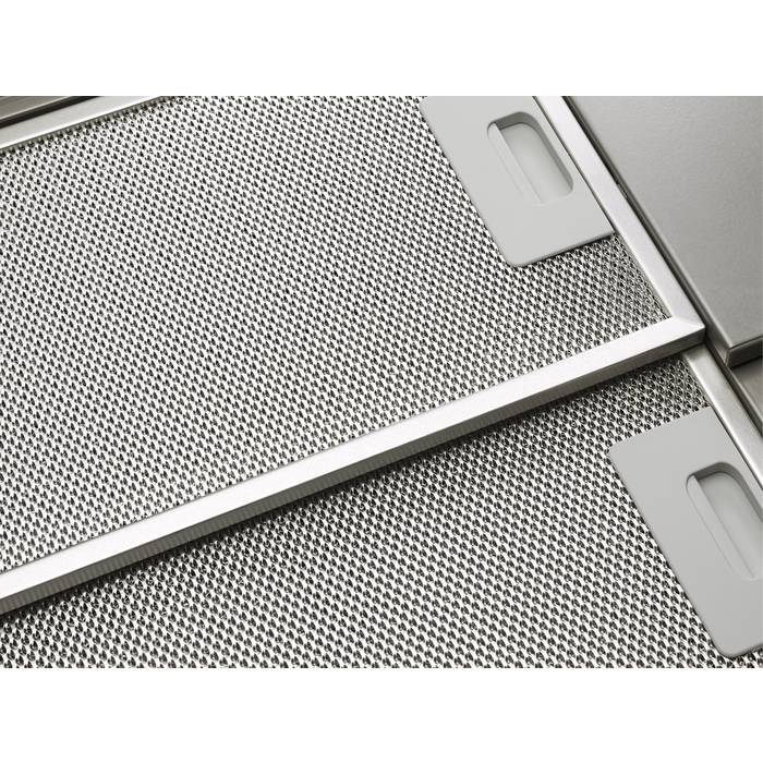 Zanussi - Výsuvný odsávač - ZHP637X