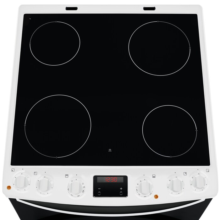 Zanussi - Electric cooker - ZCV664FPW