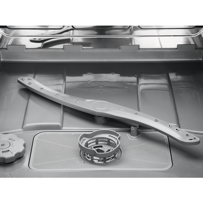 Zanussi - Freestanding compact dishwasher - ZDM17301SA