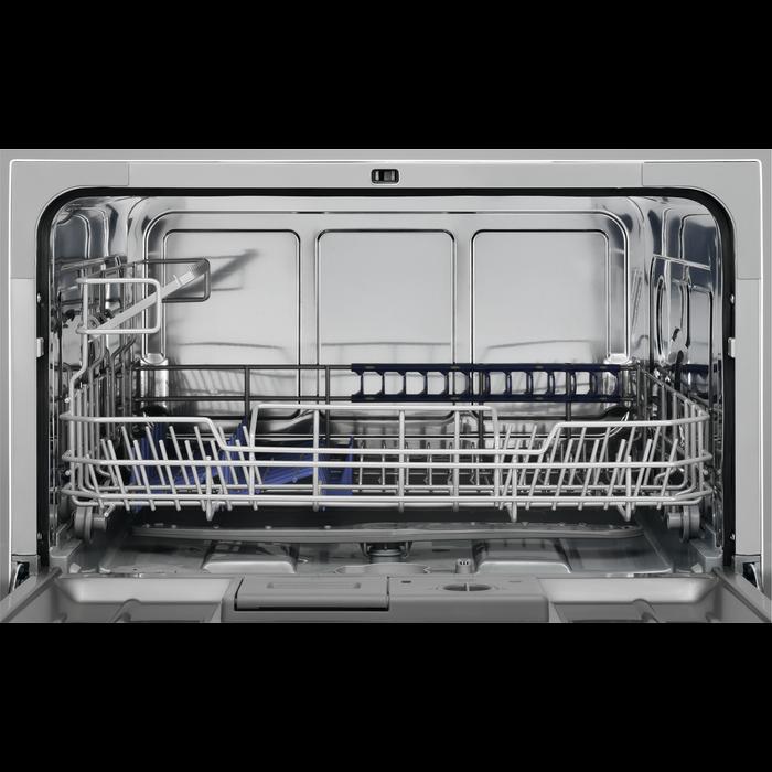 Zanussi - Freestanding compact dishwasher - ZDM17301WA
