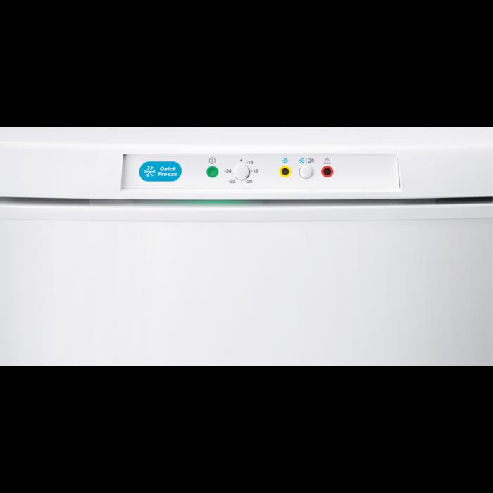 Zanussi - Freestanding freezer - ZFT10210WA