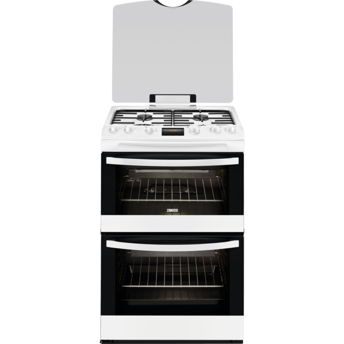 Zanussi - Gas cooker - ZCG63200WA