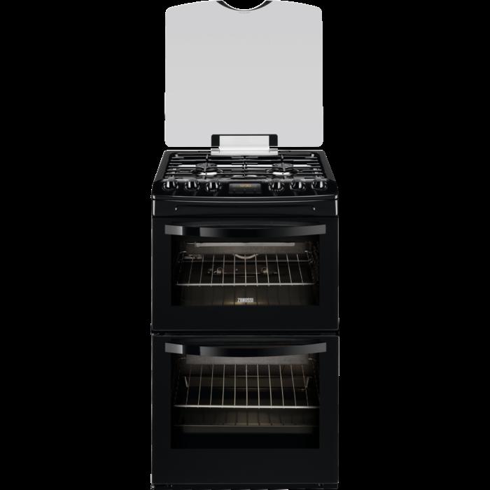 Zanussi - Gas cooker - ZCG43330BA