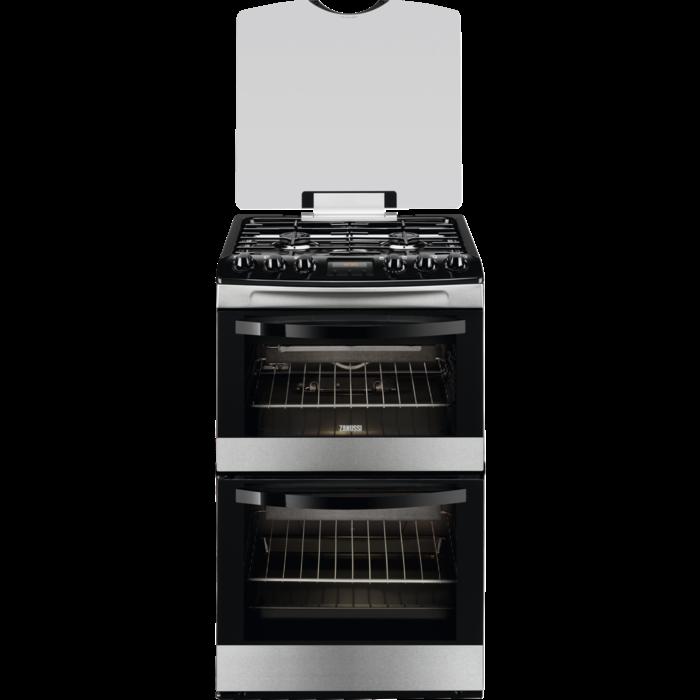 Zanussi - Gas cooker - ZCG43330XA