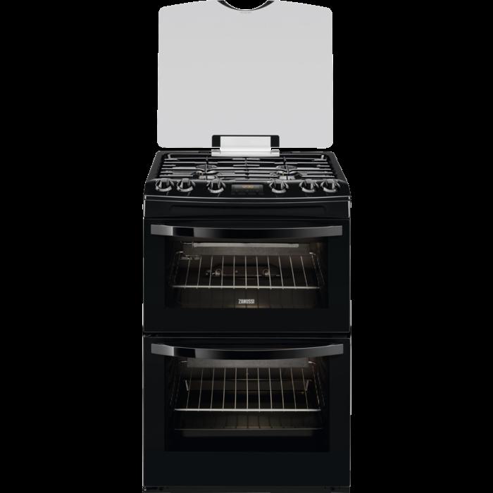 Zanussi - Gas cooker - ZCG63200BA