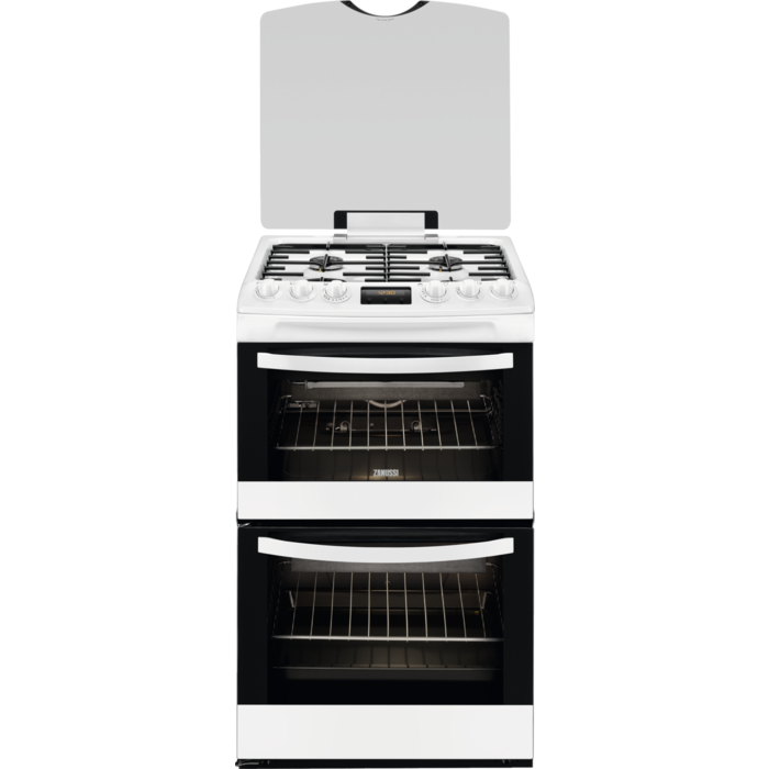 Zanussi - Gas cooker - ZCG43330WA