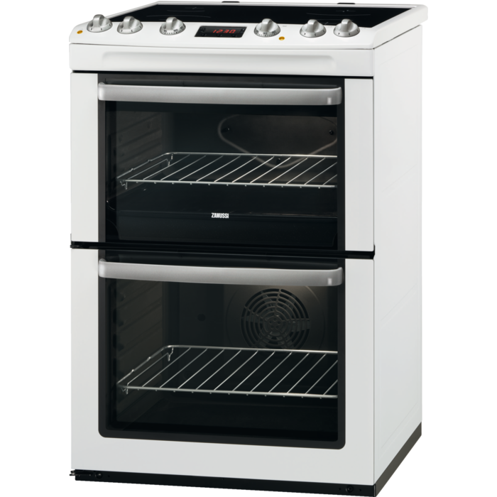 Zanussi - Electric cooker - ZCV665MWC